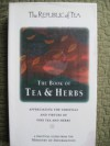 Book of Tea and Herbs - Ministry of Information
