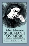 Schumann on Music: A Selection from the Writings - Robert Schumann, Henry Pleasants