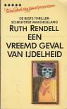 Een Vreemd Geval van IJdelheid - Ruth Rendell