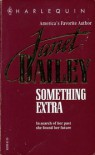 Something Extra - Janet Dailey