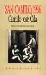 San Camilo, 1936: The Eve, Feast, and Octave of St. Camillus of the Year 1936 in Madrid - Camilo José Cela, John H. Polt, John Polt