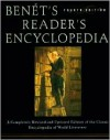 Benet's Reader's Encyclopedia -