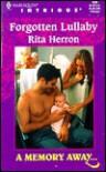 Forgotten Lullaby - Rita Herron