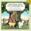 John Brown, Rose and the Midnight Cat - Ron Brooks, Jenny Wagner
