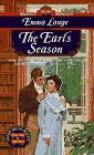 The Earl's Season (Signet Regency Romance, AE 9124) - Emma Lange