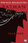 Batman: Year One - Frank Miller