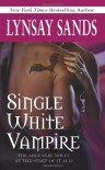 Single White Vampire - Lynsay Sands