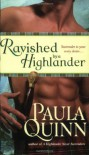 Ravished by a Highlander (Children of the Mist) - Paula Quinn