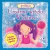 Urodziny wróżki Wisienki. Książka o słodkim zapachu (Wróżkowo) - Unknown