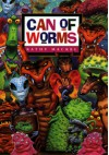 Can of Worms (Avon Camelot Book) - Kathy Mackel