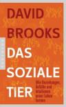 Das soziale Tier: Wie Beziehungen, Gefühle und Intuitionen unser Leben formen - David Brooks
