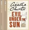 Evil Under the Sun: Complete & Unabridged (Audiocd) - Agatha Christie