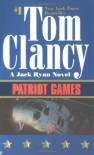 Patriot Games (Jack Ryan) - Tom Clancy