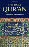 The Holy Qur'an - Abdullah Yusuf Ali, Anonymous