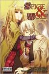 Spice and Wolf, Volume 3 (Manga) - Isuna Hasekura