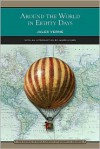 Around the World in Eighty Days (Barnes & Noble Library of Essential Reading) - James Hynes, Jules Verne