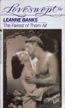 The Fairest of Them All (Loveswept) - Leanne Banks