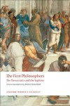 The First Philosophers: The Presocratics and Sophists - Robin A.H. Waterfield