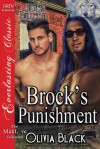 Brock's Punishment - Olivia  Black