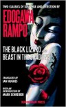 The Black Lizard And Beast In The Shadows - Rampo Edogawa,  Ranpo Edogawa,  Ian Hughes (Translator)