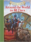 Around the World in 80 Days - Arthur Pober, Jamel Akib, Jules Verne, Deanna McFadden
