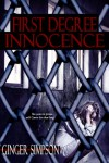 First Degree Innocence - Ginger Simpson