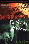 The Vampire's Assistant (Cirque Du Freak, #2) - Darren Shan