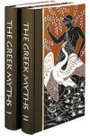 The Greek Myths - Folio Society Edition - Robert Graves, Kenneth McLeish, Grahame Taylor
