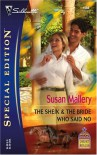 The Sheik & The Bride Who Said No (Desert Rogues, #9) - Susan Mallery