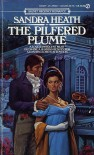 The Pilfered Plume (Signet) - Sandra Heath