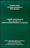 Short Grammar of Bulgarian for English Speaking Learners - Evgenia Antova