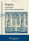 Examples & Explanations: Property, Fourth Edition - 'Joseph Snoe',  'Barlow Burke'