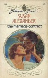 The Marriage Contract - Susan Alexander