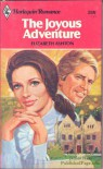 The Joyous Adventure (Harlequin Romance #2311) - Elizabeth Ashton