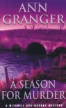 A Season for Murder (Mitchell and Markby Village, #2) - Ann Granger