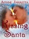 Kissing Santa - Aithne Jarretta