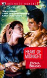 Heart Of Midnight (Silhouette Intimate Moments, #977) - Fiona Brand