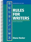 Rules for Writers, 5th Edition - Diana Hacker