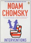 Interventions - Noam Chomsky