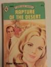 Rapture of the Desert - Violet Winspear