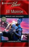 SEALed and Delivered (Uniformly Hot! #11) (Harlequin Blaze #505) - Jill Monroe