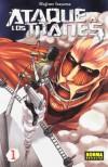 Ataque a los Titanes, Vol.1 (Rústica con sobrecubierta) - Hajime Isayama