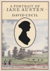 A Portrait of Jane Austen - David Cecil