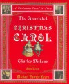 The Annotated Christmas Carol - Charles Dickens, Michael Patrick Hearn, John Leech
