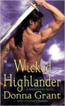 Wicked Highlander (Dark Sword Series #3) - Donna Grant