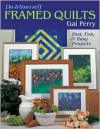 Do-It-Yourself Framed Quilts: Fast, Fun and Easy Projects -
