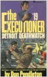 Detroit Deathwatch - Don Pendleton