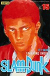 Slam Dunk, Tome 15 - Takehiko Inoue