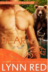 Bearing It All (Alpha Werebear Shifter Paranormal Romance) (The Jamesburg Shifters) - Lynn Red