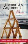 Elements of Argument: A Text and Reader - Annette T. Rottenberg,  Donna Haisty Winchell